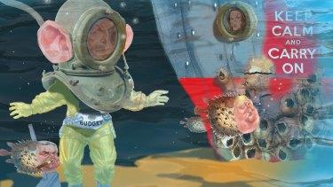 Illustration: Rocco Fazzari