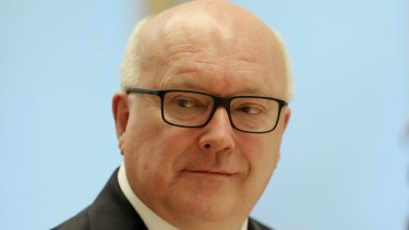 Federal Attorney-General George Brandis has announced more funding for community legal centres across the country.