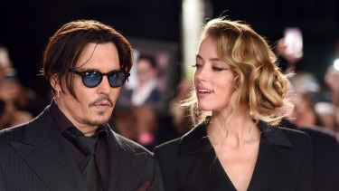 Johnny Depp and Amber Head  left Australia with Depp's dogs after a government minister threatened to have the dogs euthanised.