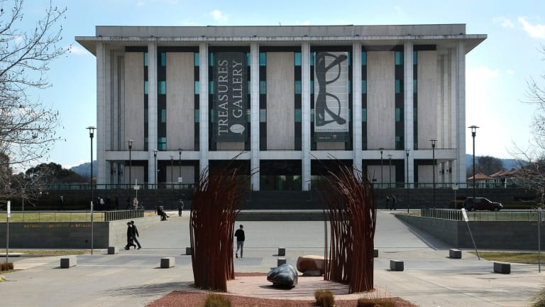 The National Library of Australia is supporting Trove's existing infrastructure, but is relying on others to fund expansion of its collection.