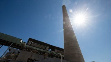 AGL's Liddell Power Station in the Hunter Valley is due for closure in 2022.