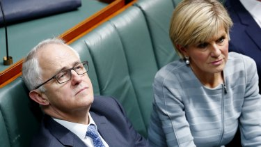 Prime Minister Malcolm Turnbull and Minister for Foreign Affairs Julie Bishop had a difficult week.