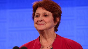 """Age Discrimination Commissioner Susan Ryan says there is """"marvellously big support"""" for gay rights"""