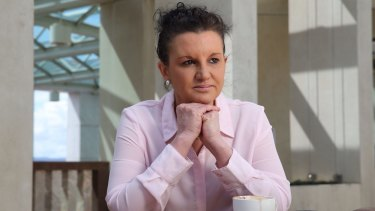 """My diary's filling fast"": Jacqui Lambie."