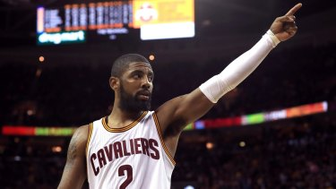Trade options for kyrie