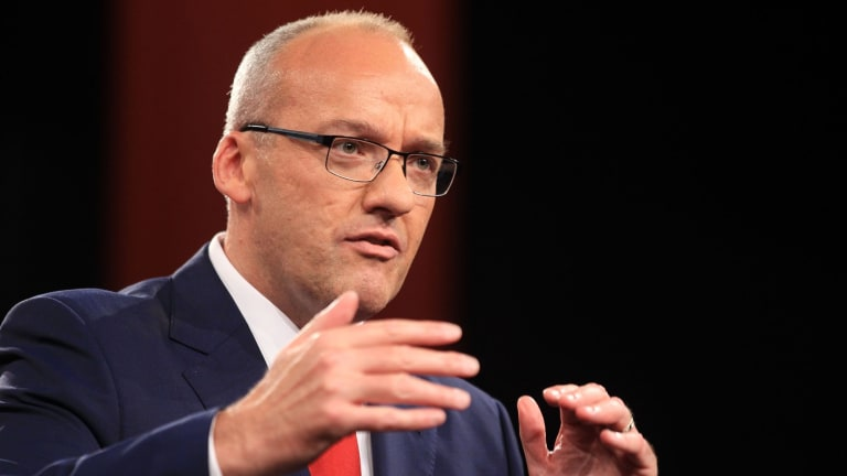 """Whatever the outcome on March 28, Luke Foley won't quit as Labor leader: """"I'm here for the long haul."""""""