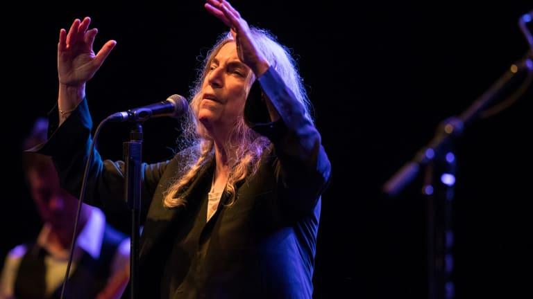 Unmissable: This is Patti Smith's last hurrah in Australia.