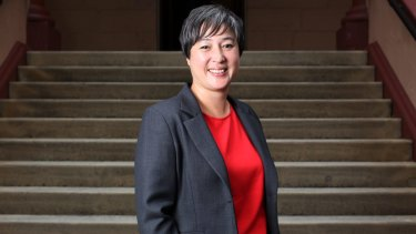 """""""It's now clear that the planning process has been a sham"""": Greens MP Jenny Leong."""