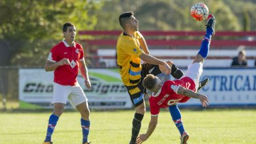 Soccer: Cooma Tigers stay unbeaten by holding out Canberra