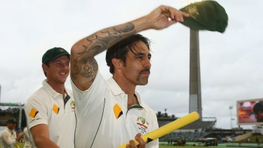 Mitchell Johnson is one of the most popular cricketers of the modern era.