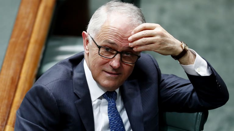 Prime Minister Malcolm Turnbull has had a horror week.