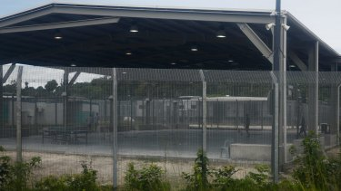 The regional processing centre on Manus Island is due to close by October 31.