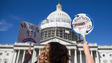 The Supreme Court's Citizens United decision has turned politics into a closed shop for all but the most wealthy.
