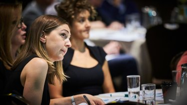 Delegates at Creative Innovation 2016 in Melbourne.