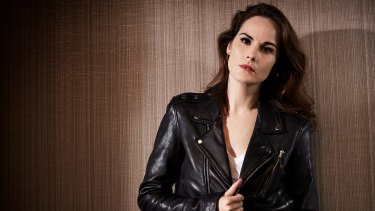 Michelle Dockery was attracted to the complexities of Letty in Good Behaviour.