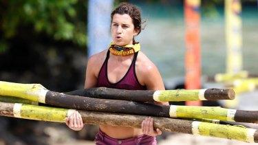 Australian Survivor contestant Kate Campbell boils over after