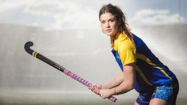 Former Hockeyroos star Anna Flanagan concedes third Commonwealth