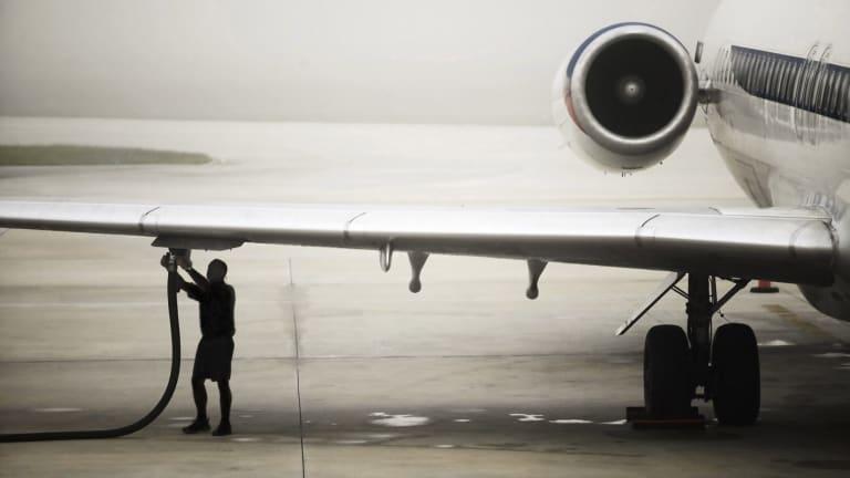 Advanced biofuel produced near Gladstone will be suitable for aviation use.