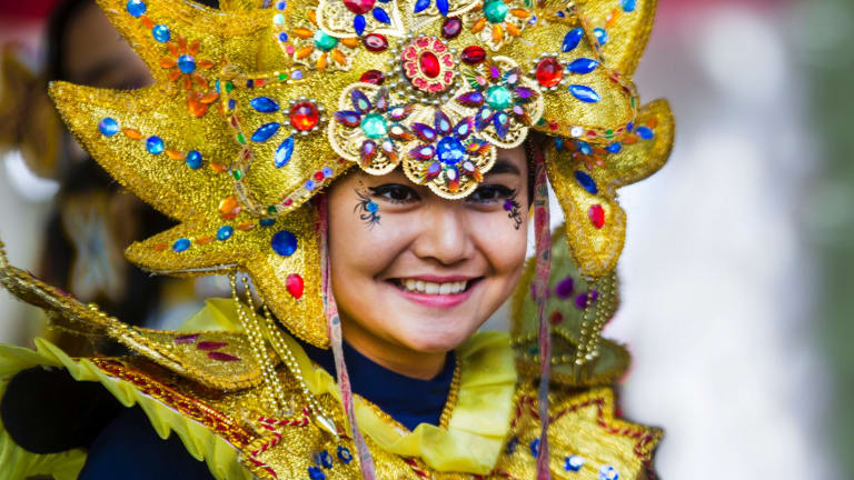 The National Multicultural Festival takes over the centre of Canberra this weekend.