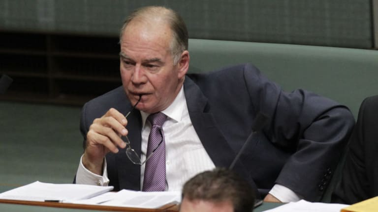 """Victorian Russell Broadbent says he will continue to attend party room meetings if Speaker: """"I have a responsibility to my electorate."""""""