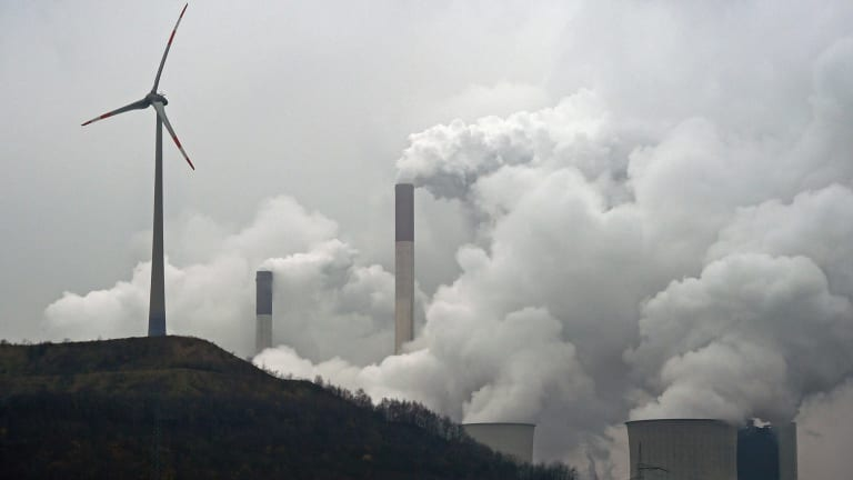 Australia doesn't stack up well with most other nations when it comes to climate action, an international report says.
