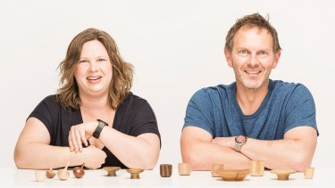Karryn Dargie and Dean Baird are the owners of Tasmanian design and architecture studio Interia.