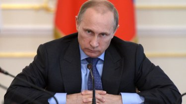 President Vladimir Putin's approval rating remained at 85 per cent in December, according to a Levada Centre poll.