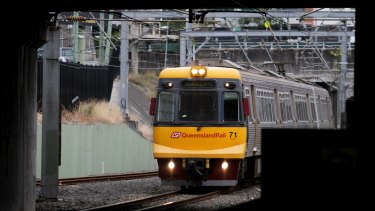 Inner-city rail lines have flooded numerous times in recent months.