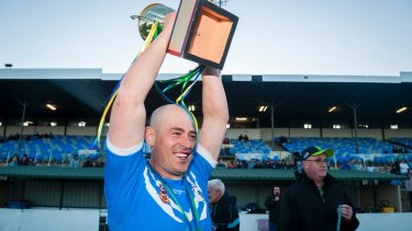 Terry Campese will play for Italy at the World Cup.