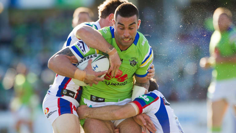 Paul Vaughan has accepted a three-year deal with the St George Dragons.