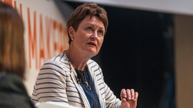 Business Council of Australia president Catherine Livingstone wants a commitment to move to a 25 per cent company tax rate, to bring Australia into line with the OECD average.