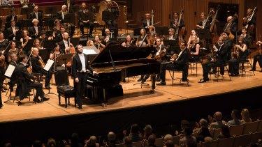 Daniil Trifonov – extraordinarily fine pianism, brimful with sensitivity and interpretative craft.