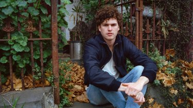Vance Joy in Melbourne.