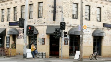 Casual workers at The Provincial Hotel in Fitzroy lost thousands of dollars after being forced off the hospitality award.