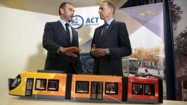 The ACT government's light-rail project does not stand up to rigorous cost-benefit analysis.