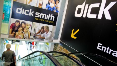 Poor stock management forced Dick Smith to write off $60 million of inventory.