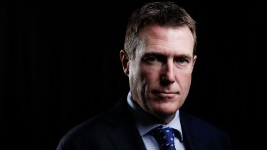As Attorney-General Christian Porter becomes the country's chief legal officer.