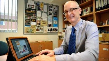Professor Kevin Dunn of  Western Sydney University.