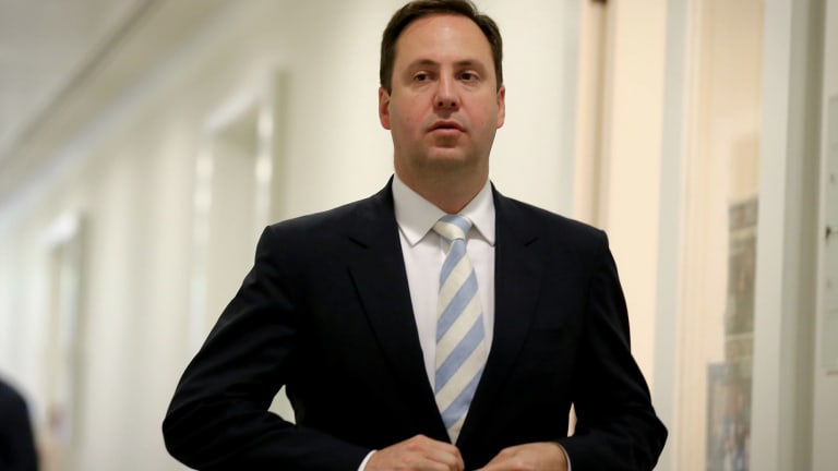 """It's a great shame [but] it's not unexpected"": Trade Minister Steve Ciobo."