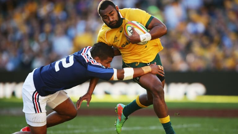 Tevita Kuridrani has vowed to raise his game to a new level.