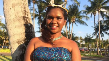Casimira Tipiloura has made history as the first student from the Tiwi Islands to gain an ATAR.