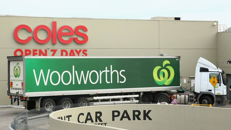 how to build a career in woolworths