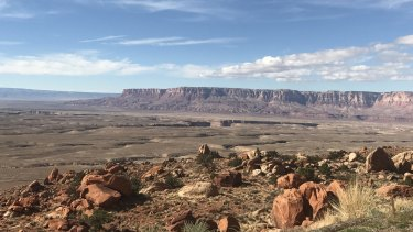 The 25,000 acres is in Arizona's West Valley, about 45 minutes from Phoenix.