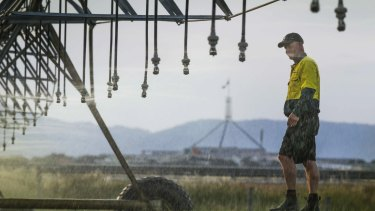 Irrigators have been among the big beneficiaries of the Murray-Darling Basin Plan.