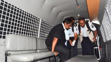 Pakistani death row prisoner Zulfiqar Ali was transferred from hospital to Nusakambangan ahead of his planned execution.
