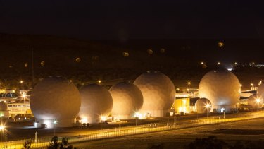 The Joint Facility at Pine Gap - the spy station at the centre of fascination and consternation in the Australia-United States alliance.