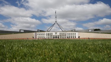 Parliament House uses thousands of kilolitres in water each year.
