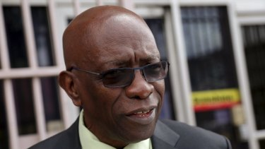 'I will no longer keep secrets': Former FIFA vice-president Jack Warner.