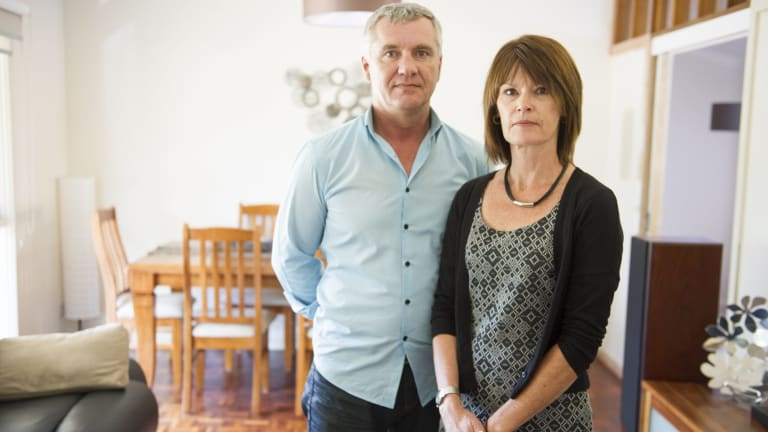 Ann Savery and John Barbaric had hazardous Infinity cables installed in their renovated house, prompting them to rewire.