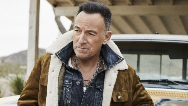 At 70, Bruce Springsteen shows no sign of slowing down.
